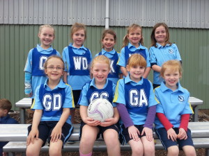 Year 2 Swifts Netball