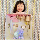 Annice, Twits upside down room diorama